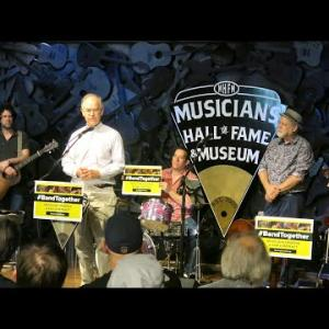 Embedded thumbnail for AFM 257 #BandTogether event @ Musicians Hall of Fame 10 1 2019