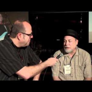 Embedded thumbnail for Greg Koch interviews Dave Pomeroy - NAMM 2012