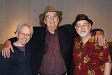 Peter Guralnick, Sleepy LaBeef, Dave Pomeroy 2012